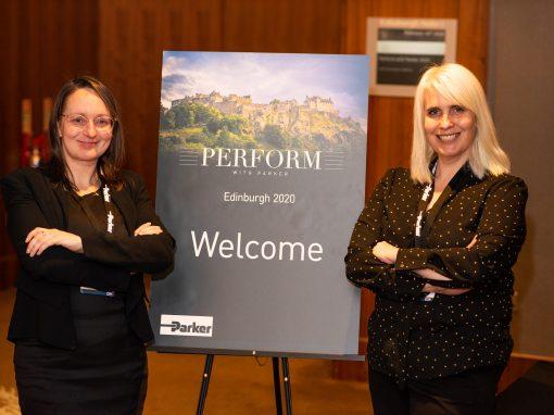 Perform with Parker 2020, Edinburgh